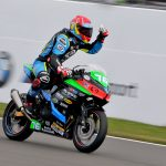 Season's Best Result For Luke Verwey At Donington, Looking Ahead To Second World Supersport 300 Appearance